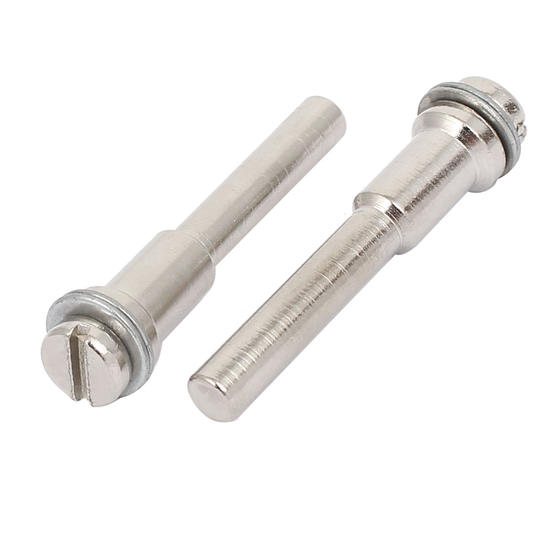 6mm Shank Dia Mandrel 2pcs for Diamond Rotary Grinding Wheel Disc