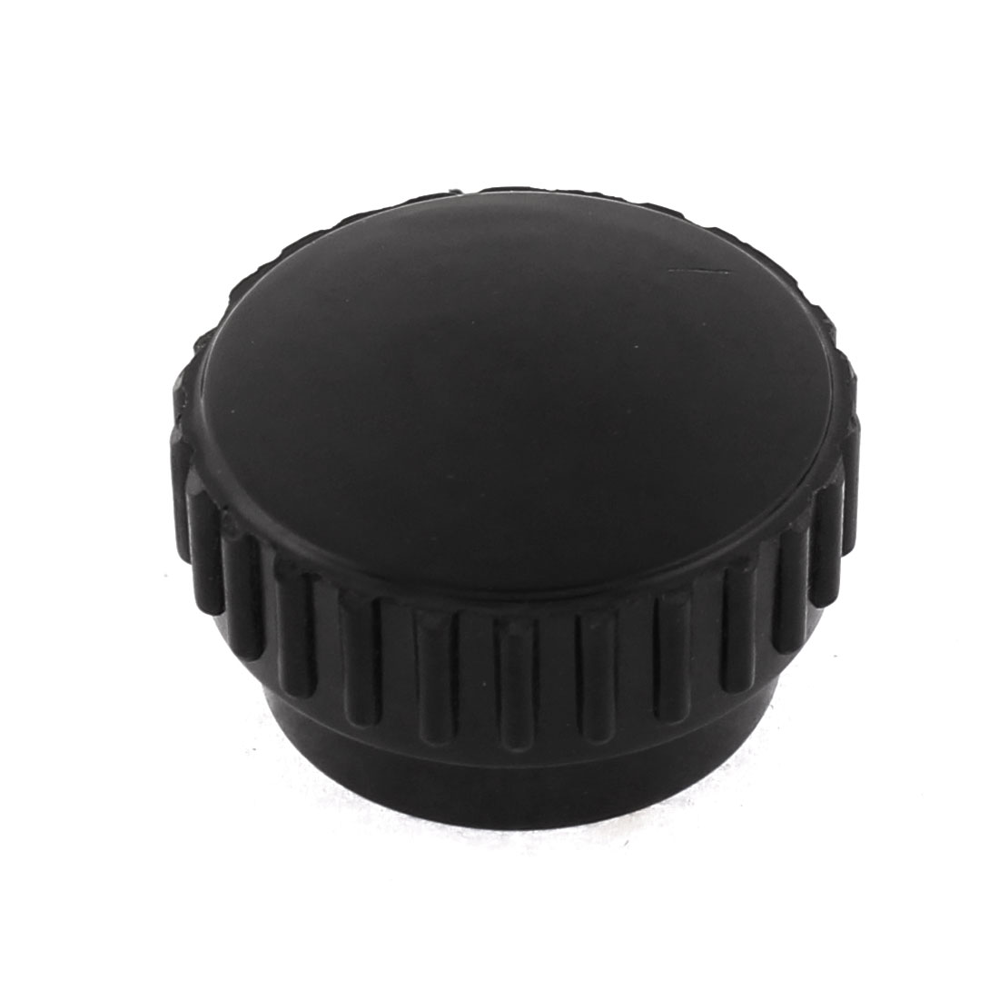 M8 Female Thread 30mm Knurled Head Clamping Knob Replacement Black
