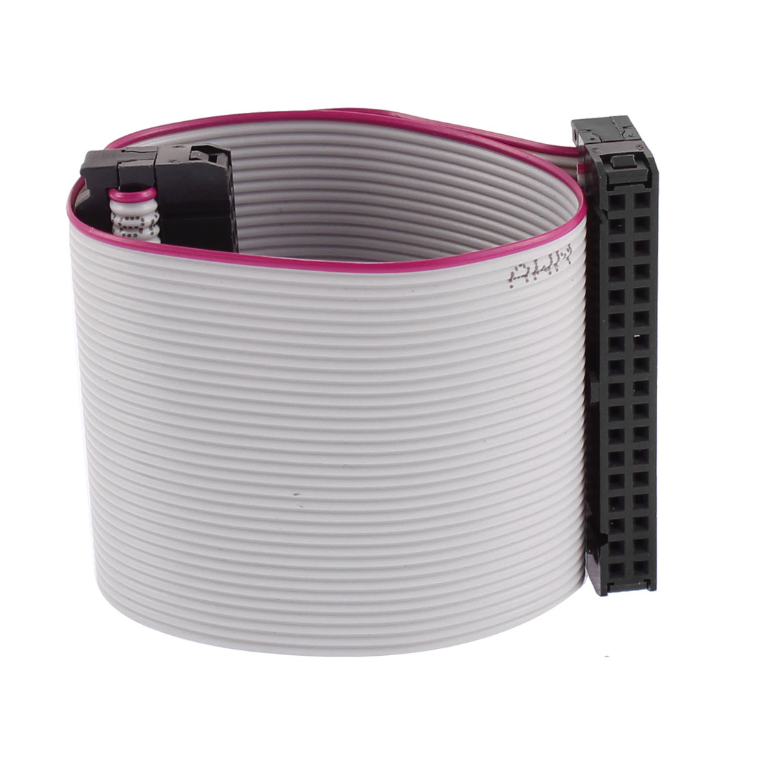 2.54mm Pitch 34 Pin 34 Wire IDC Flat Ribbon Cable 20cm Length