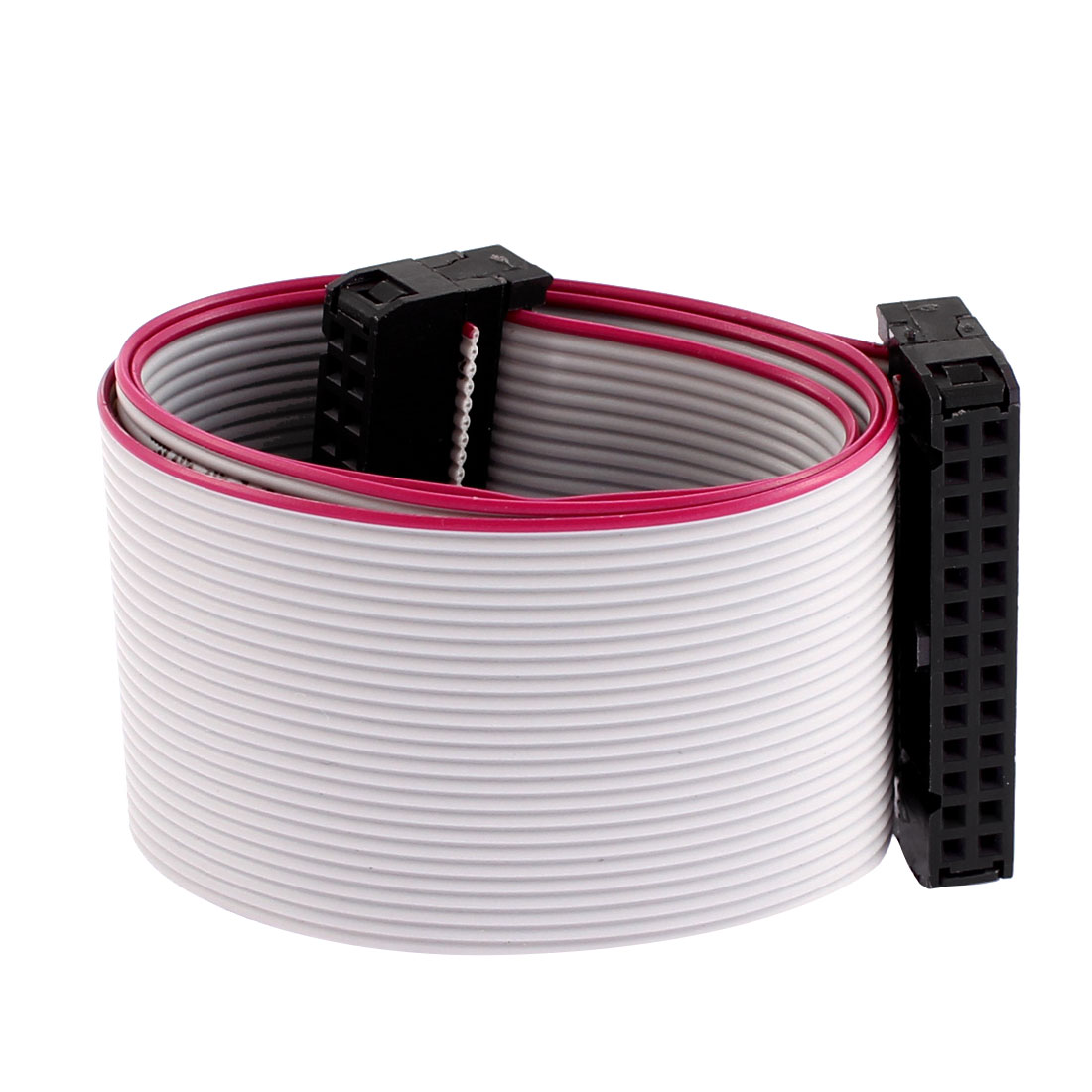 2.54mm Pitch 26 Pin 26 Wire IDC Flat Ribbon Cable 40cm Length