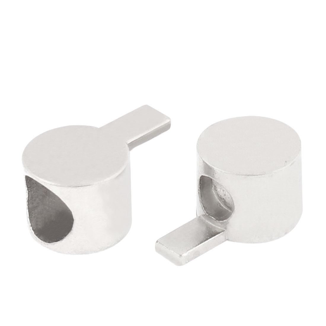 2pcs T Slot T-Slot Anchor Butt Fastener Cam Hardware Tool
