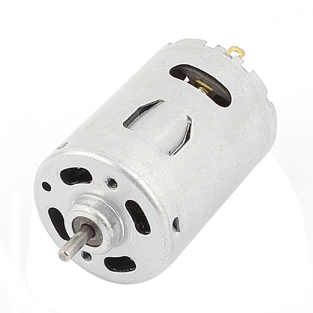 DC 12V 10200RPM Output Rotary Speed High Torque Cylinder Shape Motor