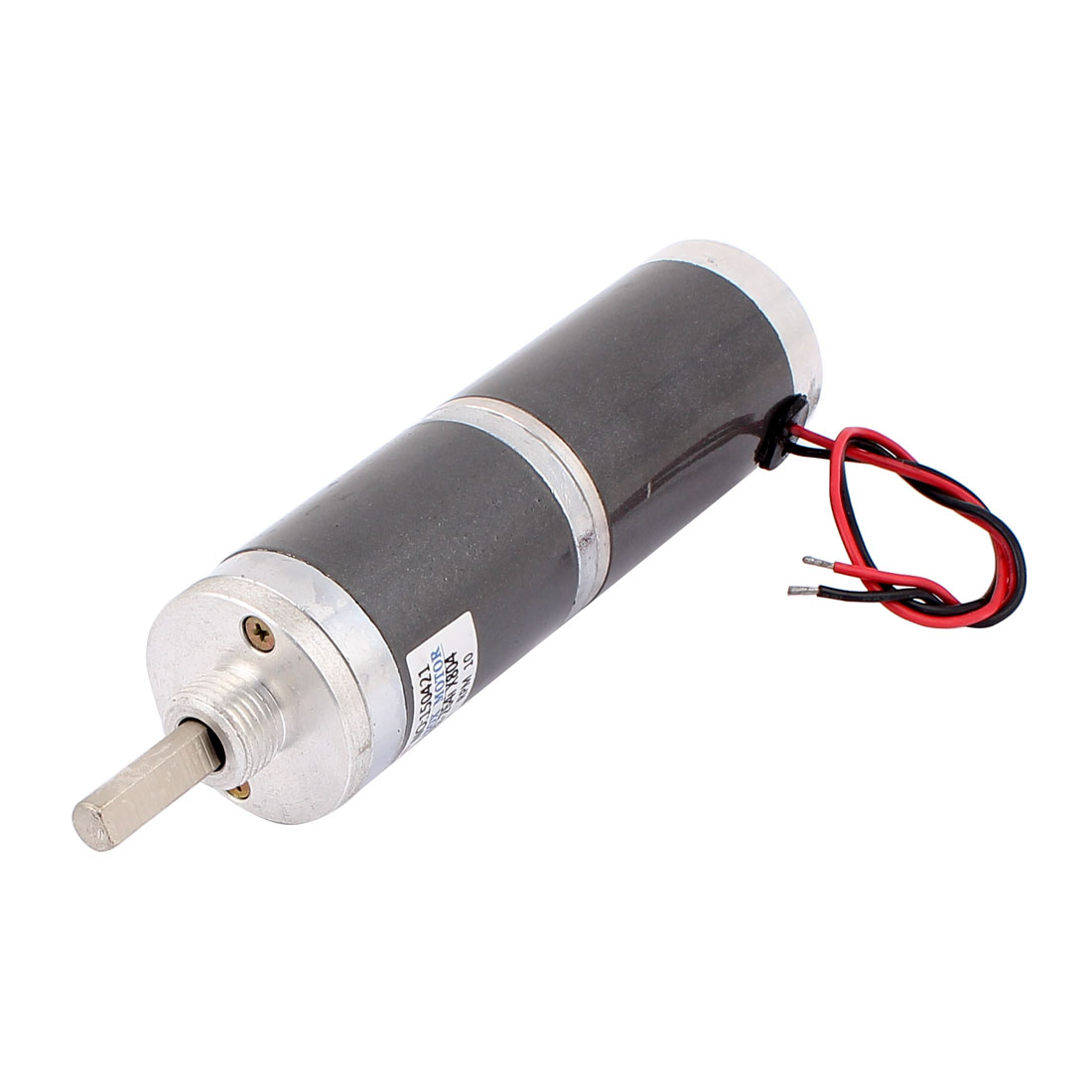 DC 12V 10RPM 8mm Shaft Magnetic Electric Gear Box Motor Replacement