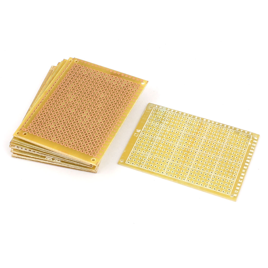 5 x 7cm Electronic DIY Prototype Paper Single Side PCB Board 10Pcs