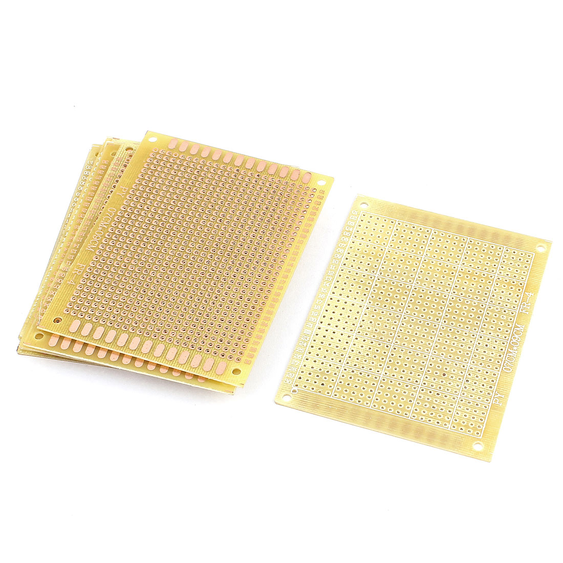 7cm x 9cm Electronic DIY Prototype Paper Single Side PCB Universal Board 10Pcs