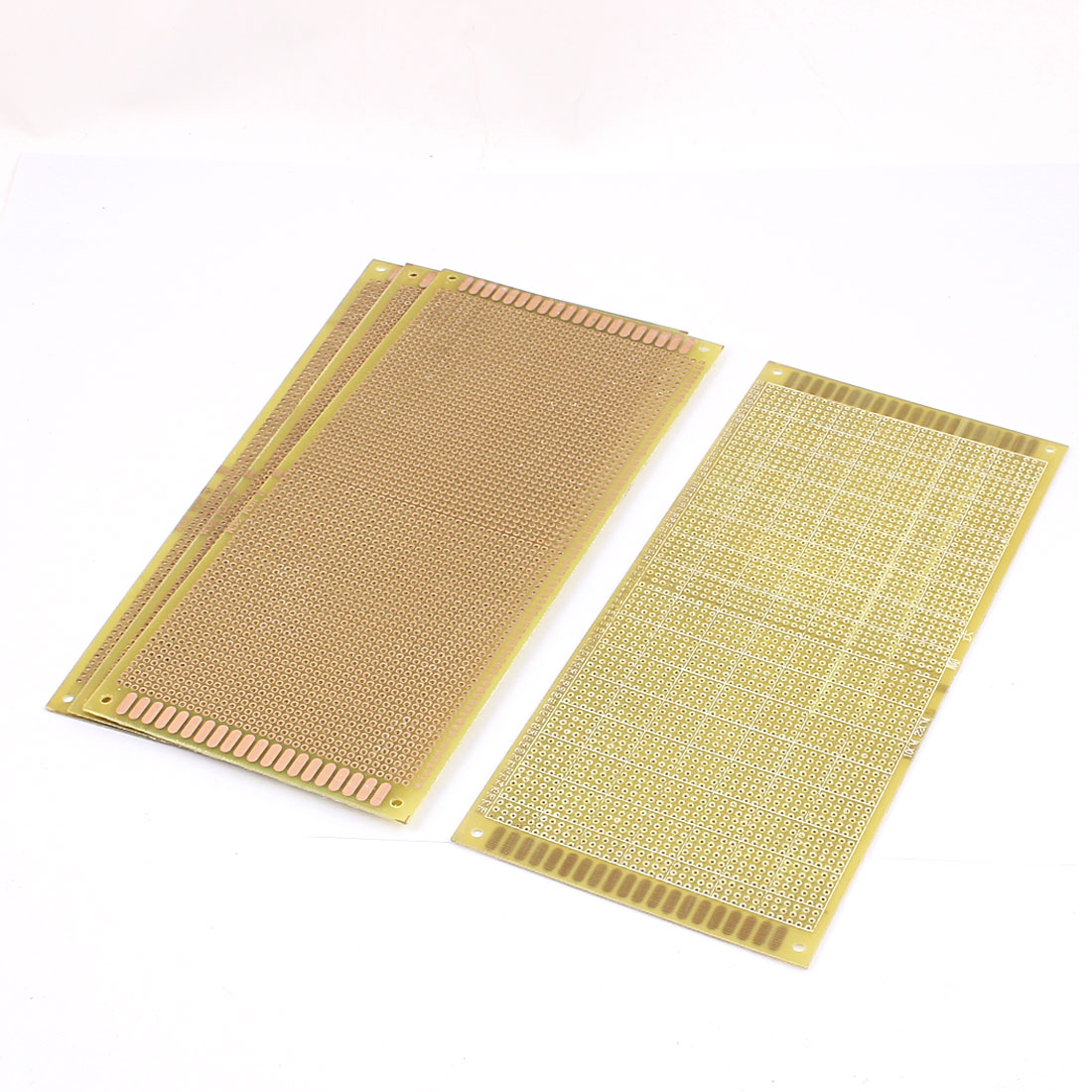 4Pcs 10cm x 22cm Electronic DIY Prototype Paper Single Side PCB Universal Board