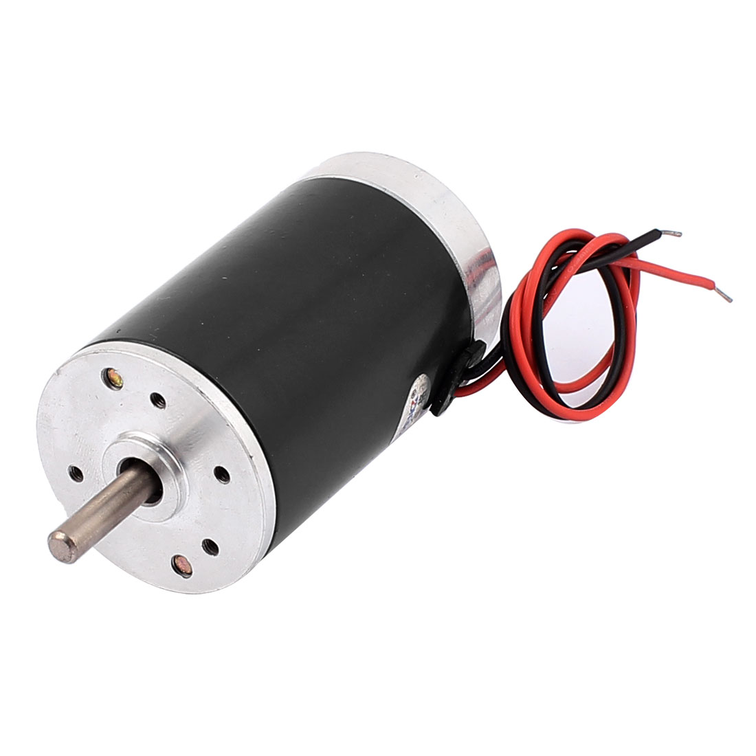 DC 24V 7W 4000RPM 38mm Dia Magnetic Gear Box Motor