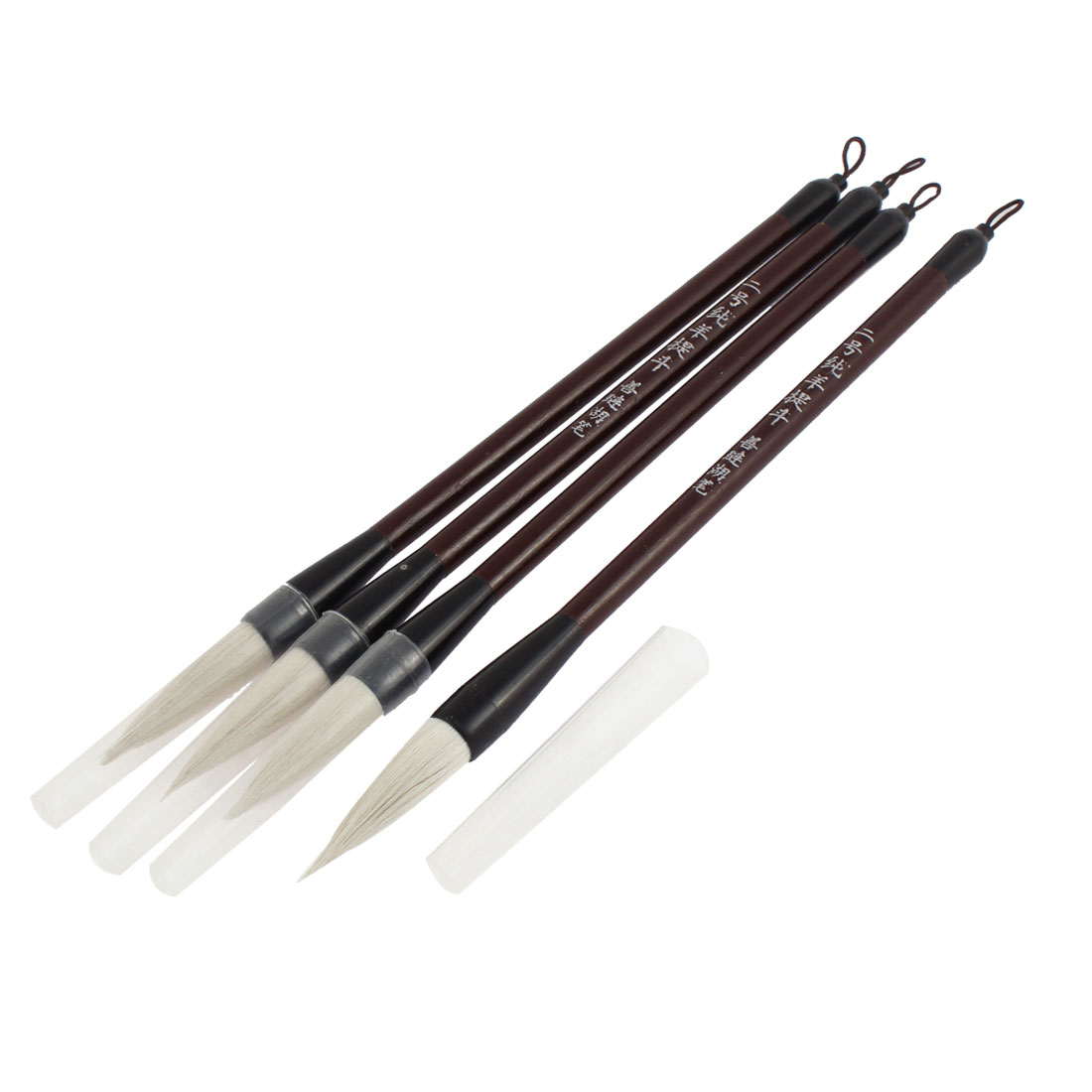 "Chinese Traditional Writing Pen Brush 12"" Length 4PCS"