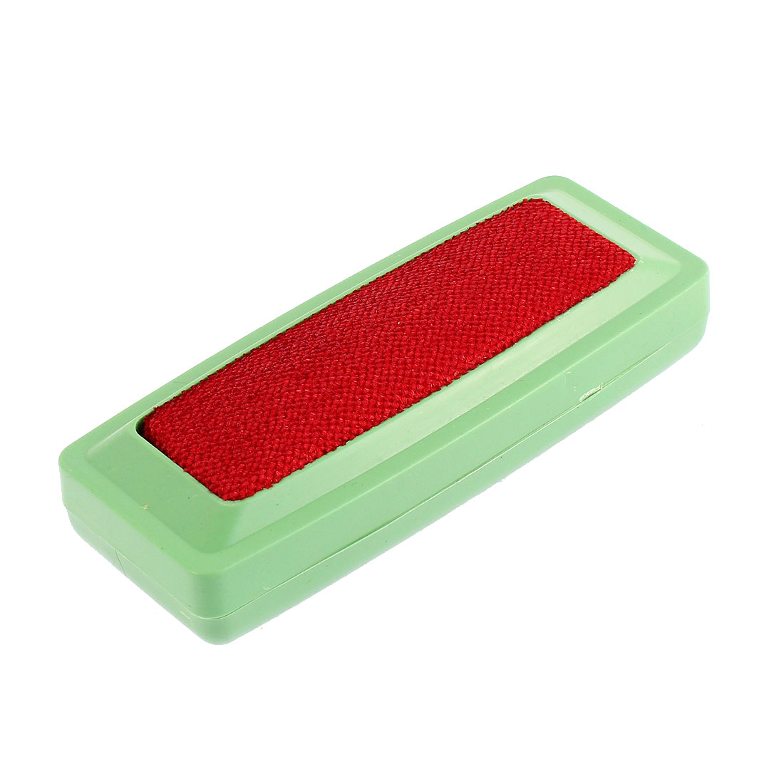 Clothes Bedspread Carpet Lint Remover Brush Red Green
