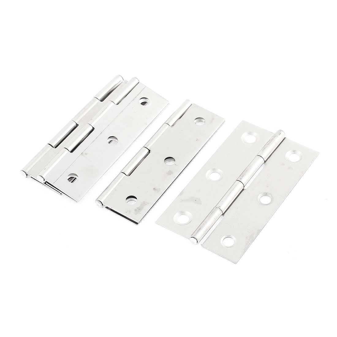 Cupboard Cabinet Door Foldable Design Butt Hinges 4PCS
