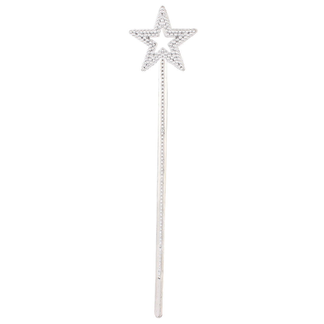 Party Cosplay Plastic Beads Decor Star Shape Top Fairy Princess Magic Wand