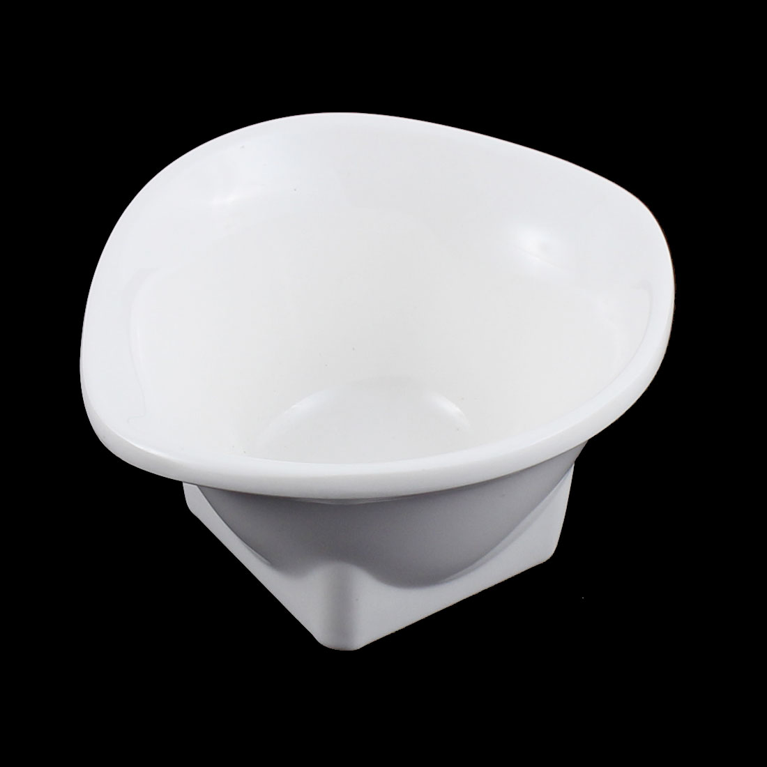 Sushi Soy Sauce Dipping Dish Plate 87 x 76 x 45mm White