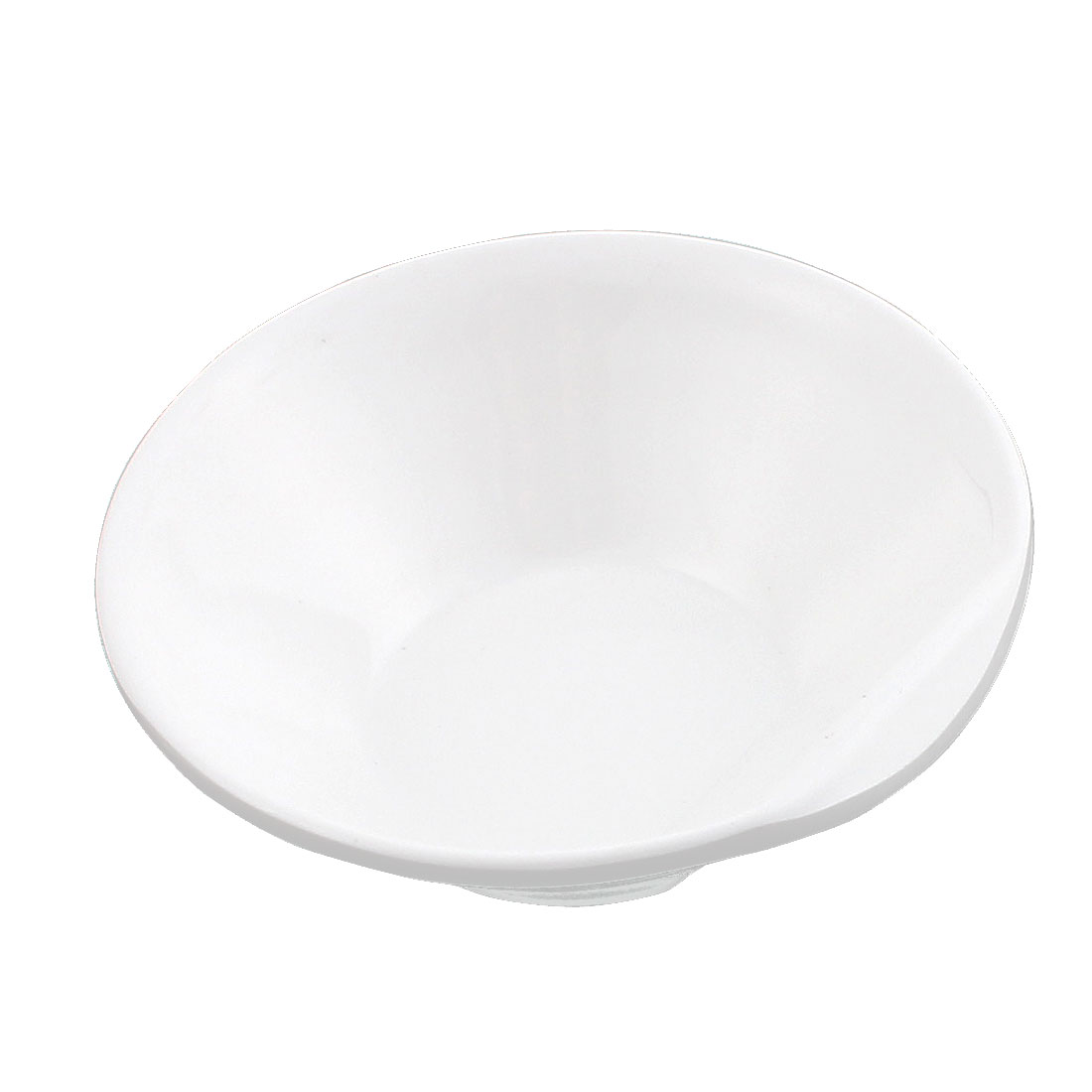Sushi Soy Sauce Dipping Dish Bowl Plate White 75mm Dia