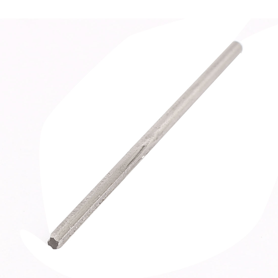 2mm Cutting Diameter 49mm Long 4 Flutes Straight Shank Machine Chucking Reamer