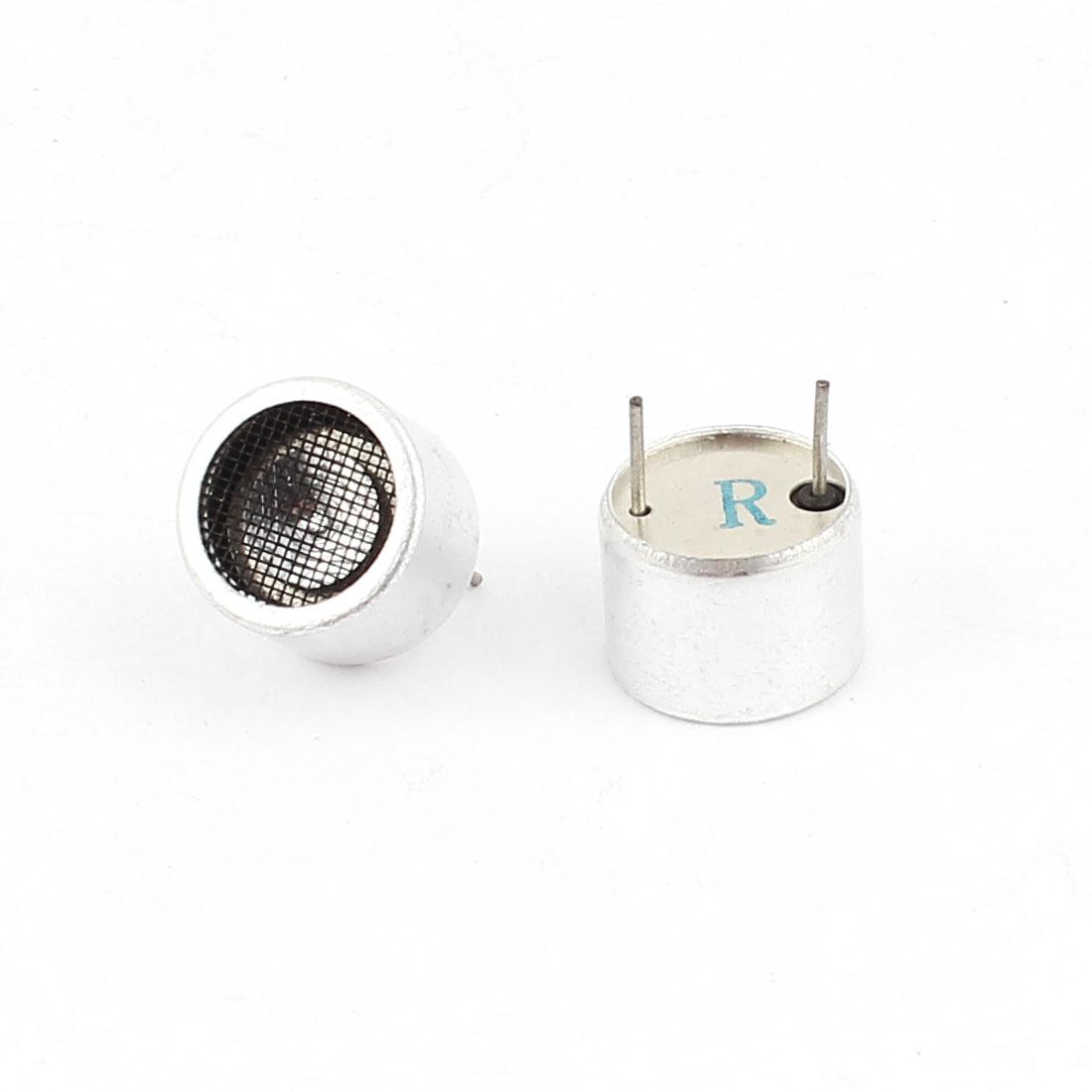 12mm Dia Aluminum Housing 40KHz Ultrasonic TR Transmitter Receiver