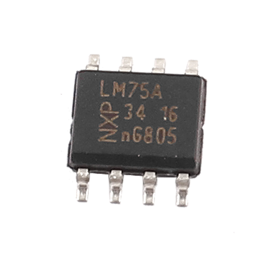 LM75A LM75AD Electronic Parts SMD SMT SOP-8 8 Pins Transceiver IC Chip