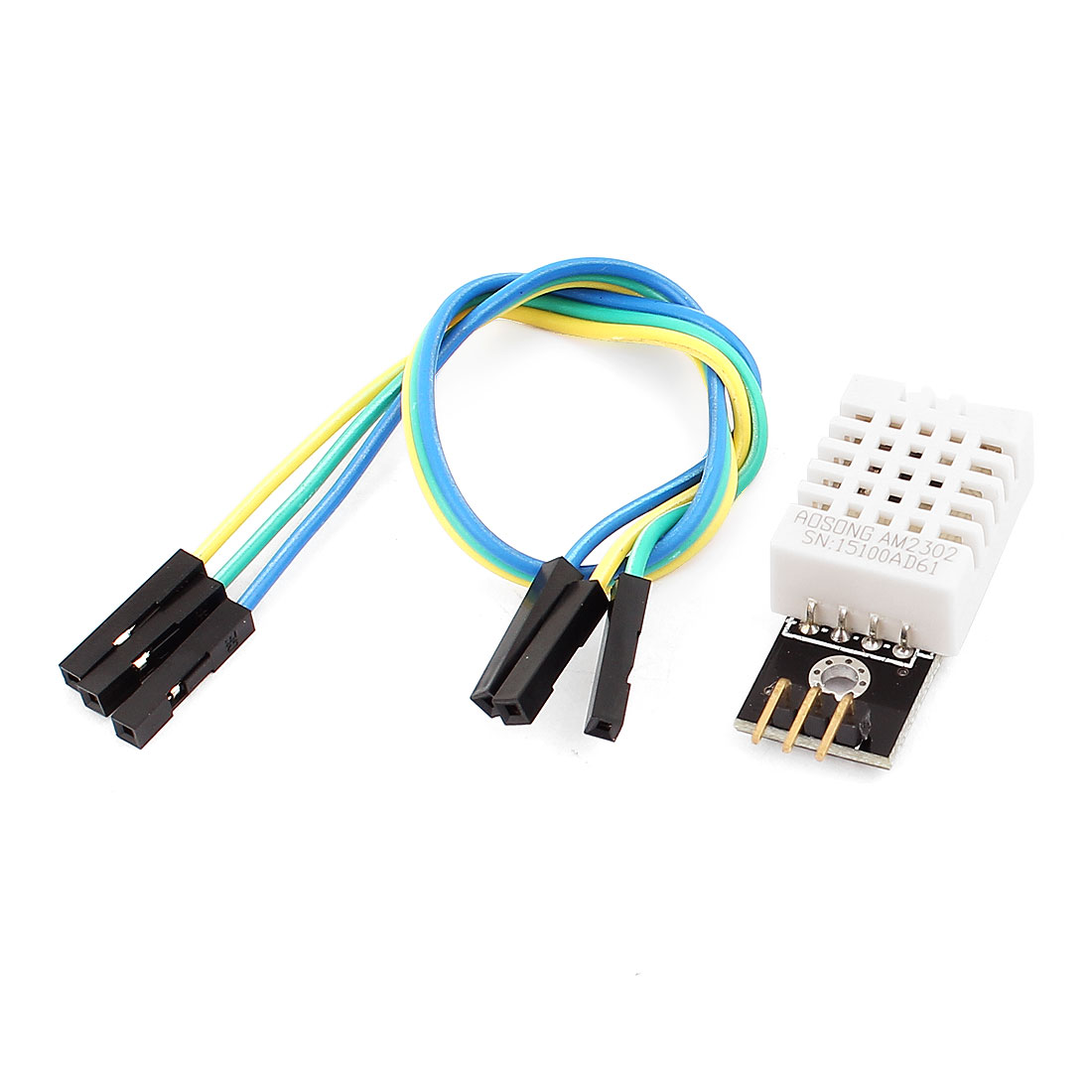 AM2302 Digital Thermometer Temperature Humidity Sensor Module w Cable