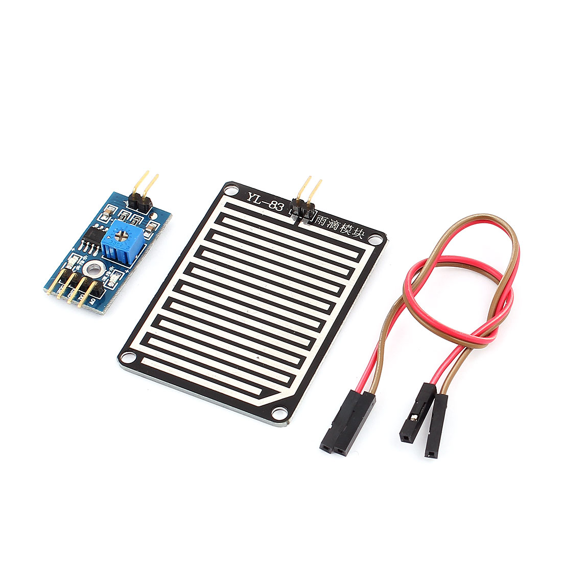 Humidity Detection Sensor Module Rain Probe Weather Module