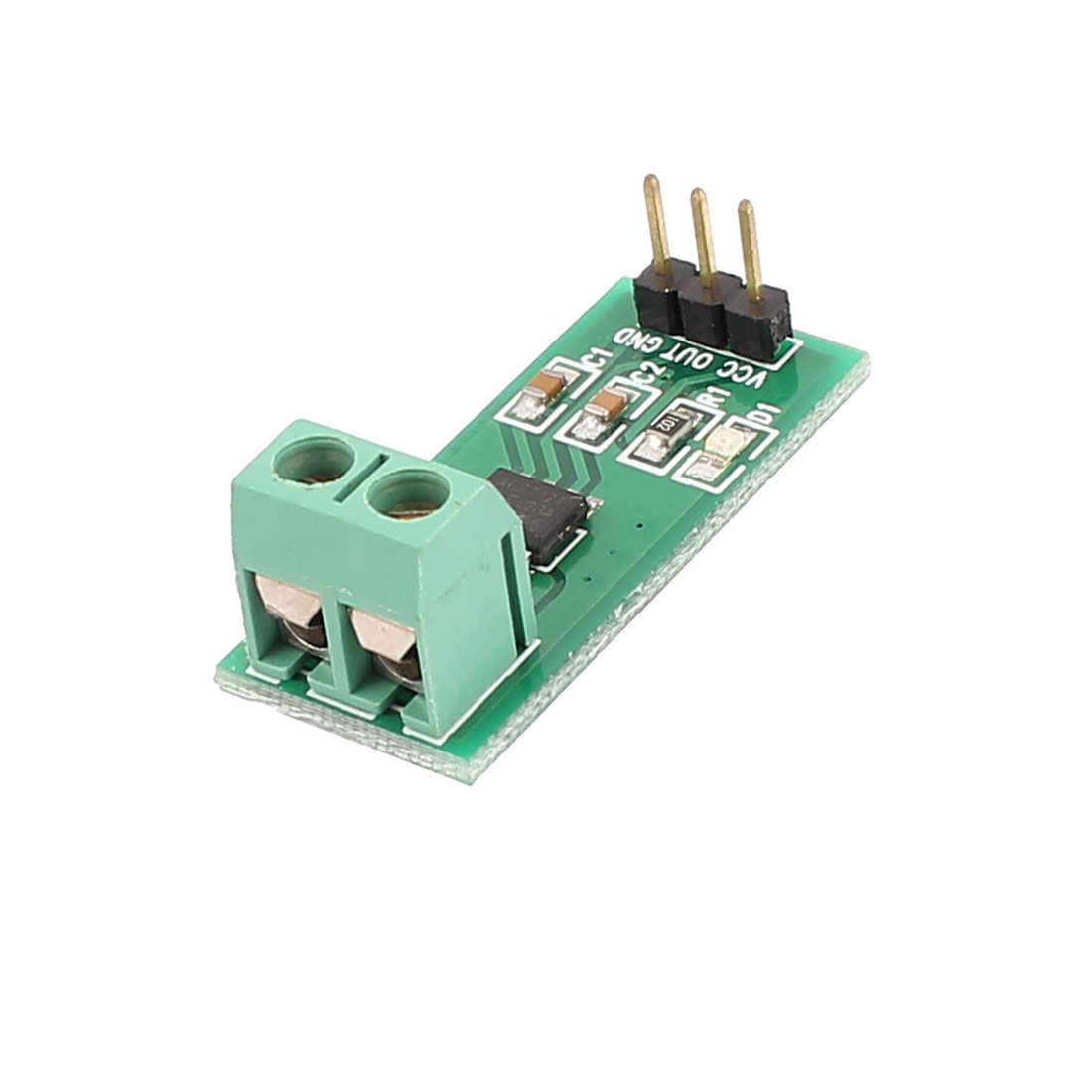 20A Power Supply Measuring Range Current Circuit Sensor ACS712 Module