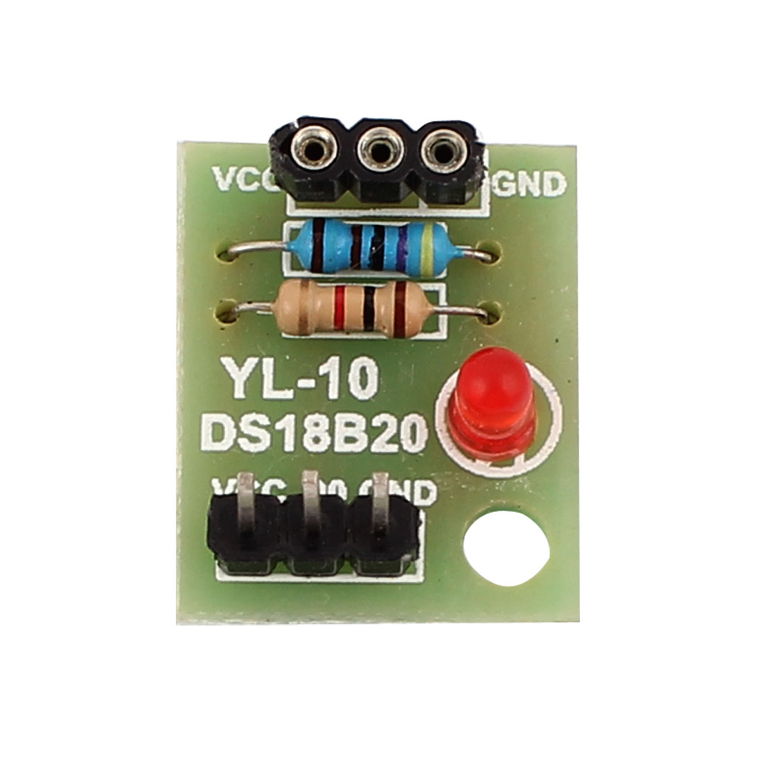 DS18B20 Temperature Sensor Module Without DS18B20 Chip