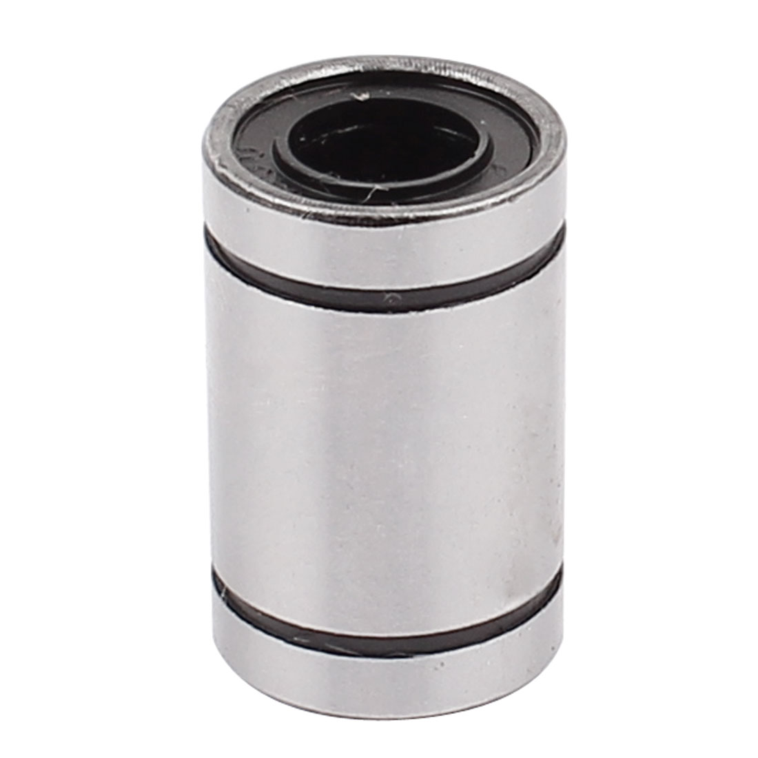 8mmx15mmx24mm Silver Tone LM8UU Linear Motion Ball Bushing Bearings