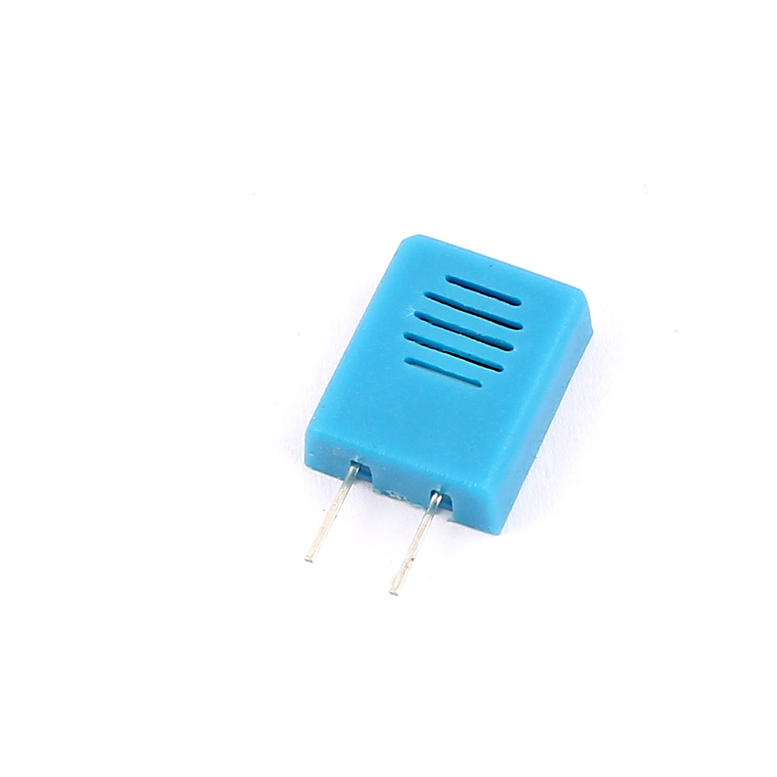 DC 1.5V 2Pin Digital Temperature Humidity Sensor Blue for Module Board