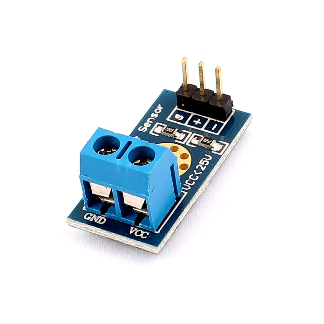Max 25V Voltage Detector Range 3 Terminal Sensor Module for Arduino