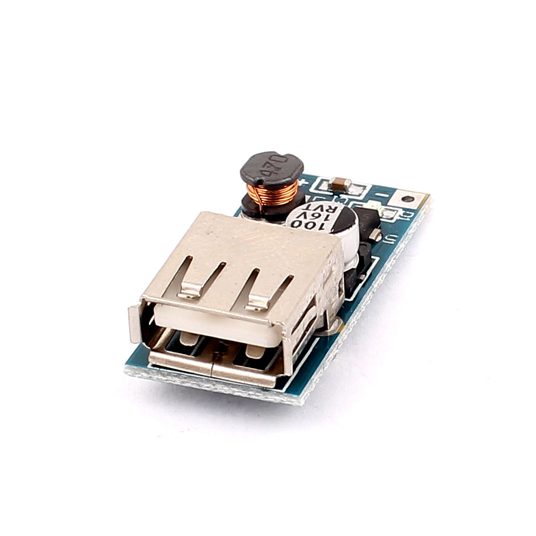 0.9-5VDC DC-DC 600mA USB Port Electronic Step-up Power Supply Module