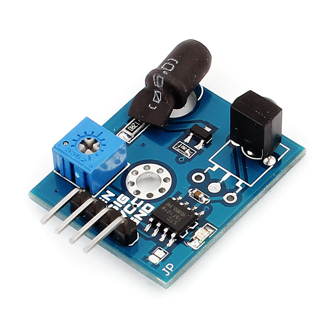 2-180cm Detector Distance 1-Ch Infrared Obstacle Avoidance Module