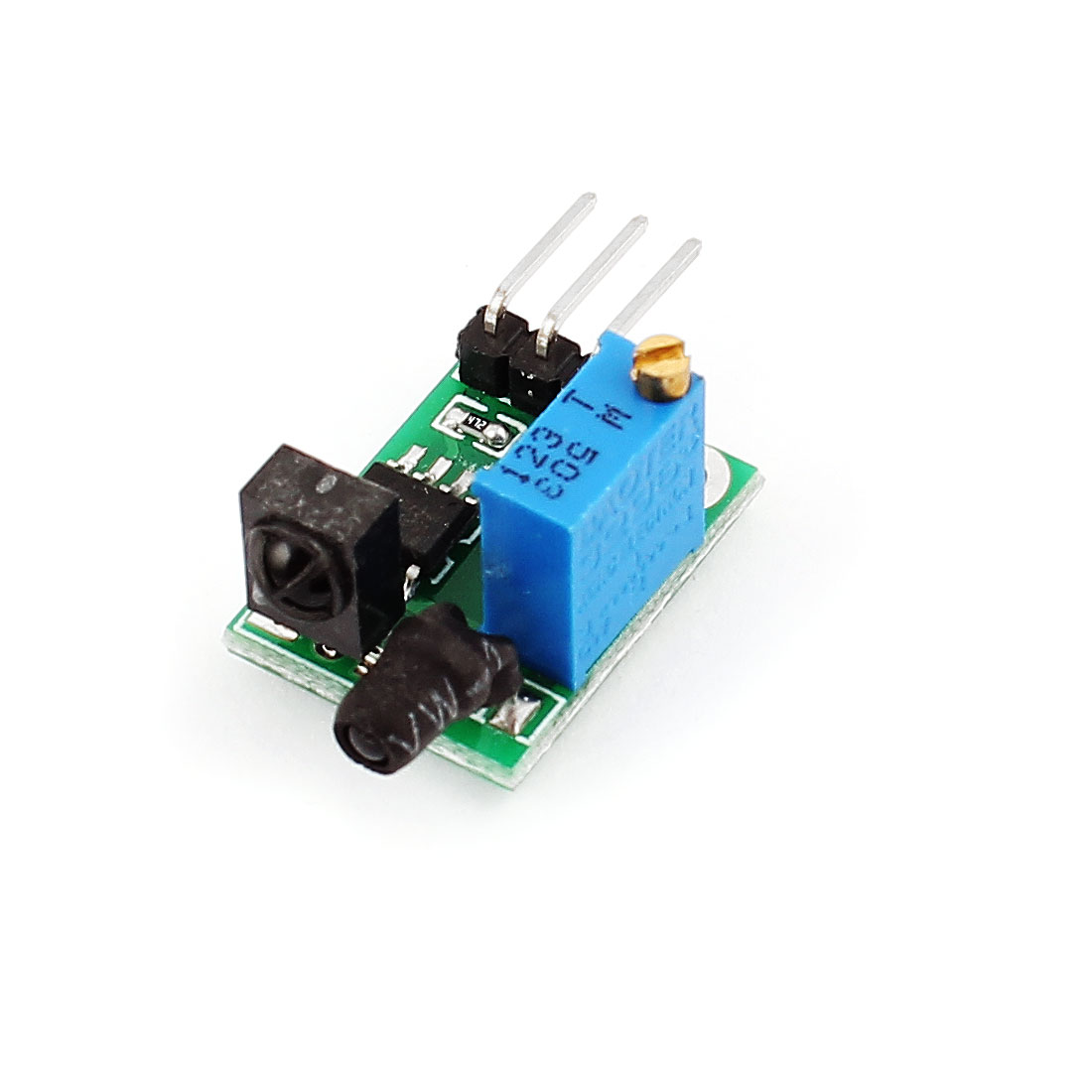 DC 3.8-5.5V 6mA 3-100cm IR Infrared Digital Obstacle Avoidance Sensor