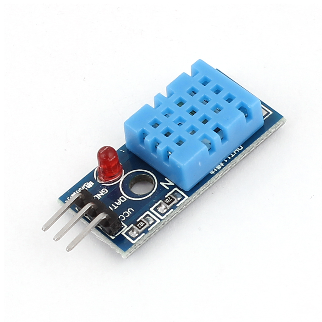 DC 3.3V-5.5V 3Pin Digital Temperature Humidity Sensor for Module Board