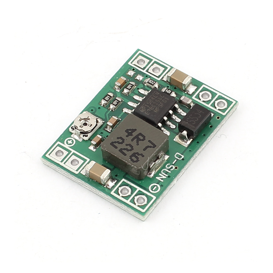 3A DC-DC Adjustable Step-down Converter Power Supply Module LM2596