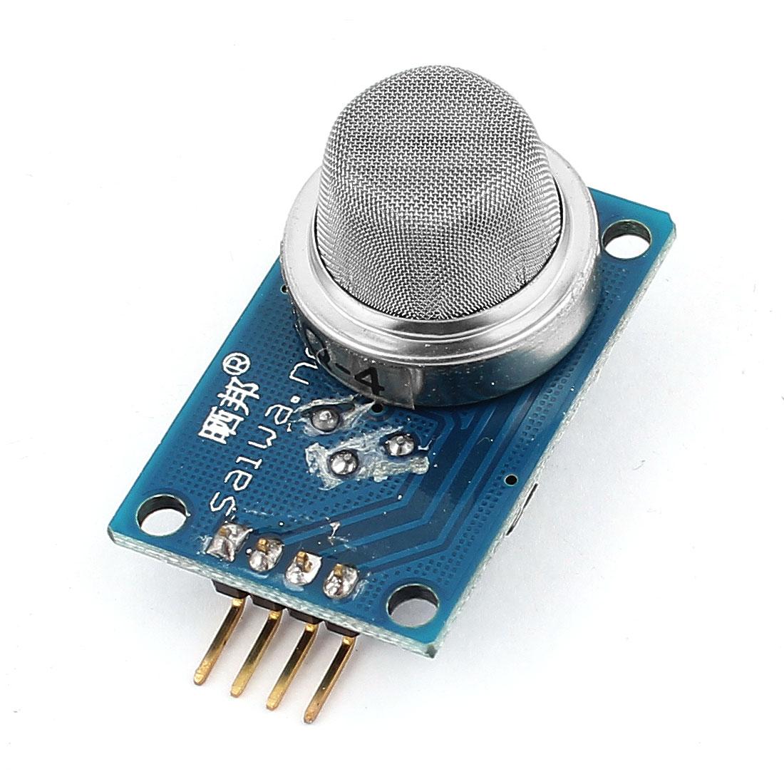 MQ-4 Industrial Gas Smoke Methane Sensor Dectection Module