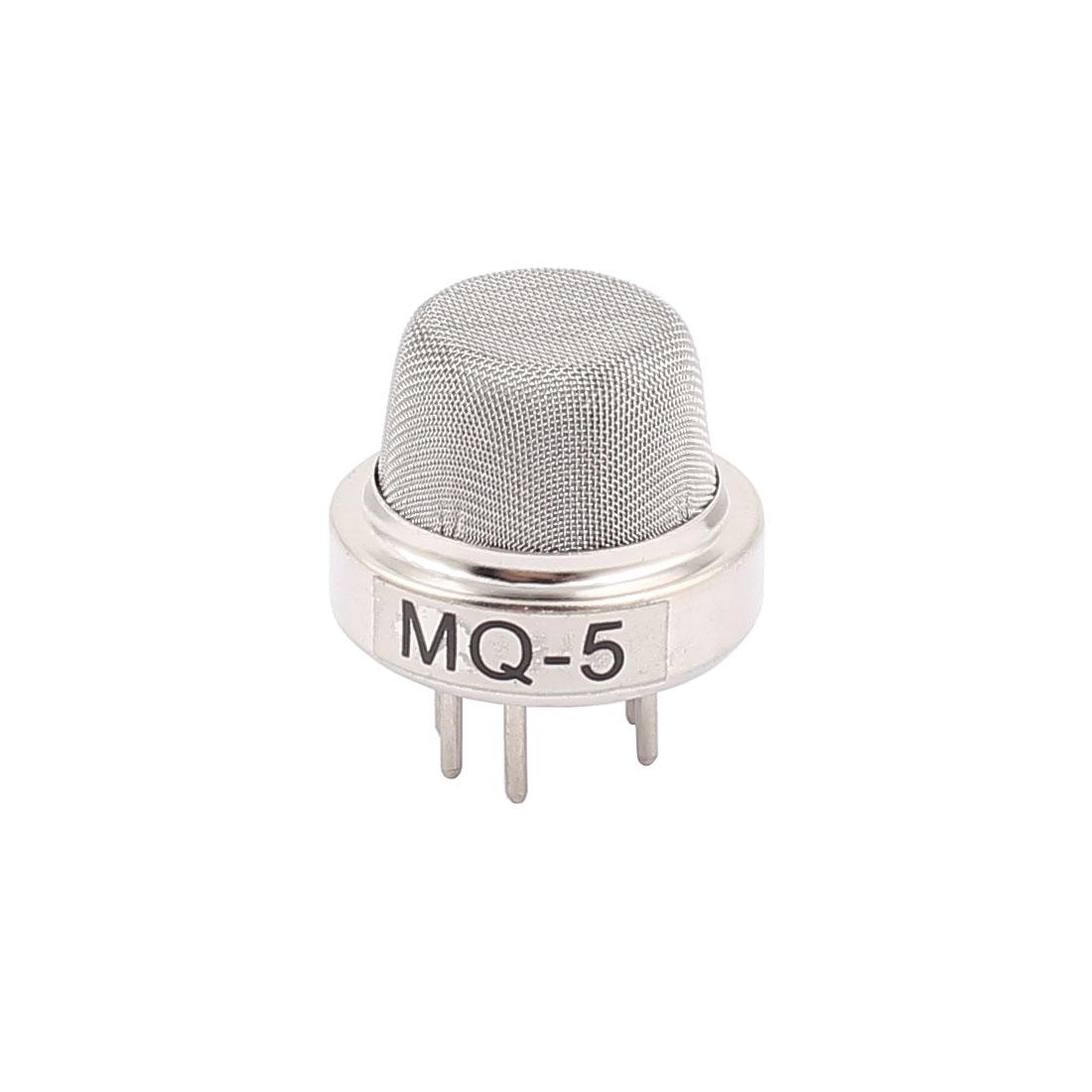Gas Sensor MQ-5 MQ5 Natural Gas Methane Detection Sensor Detector