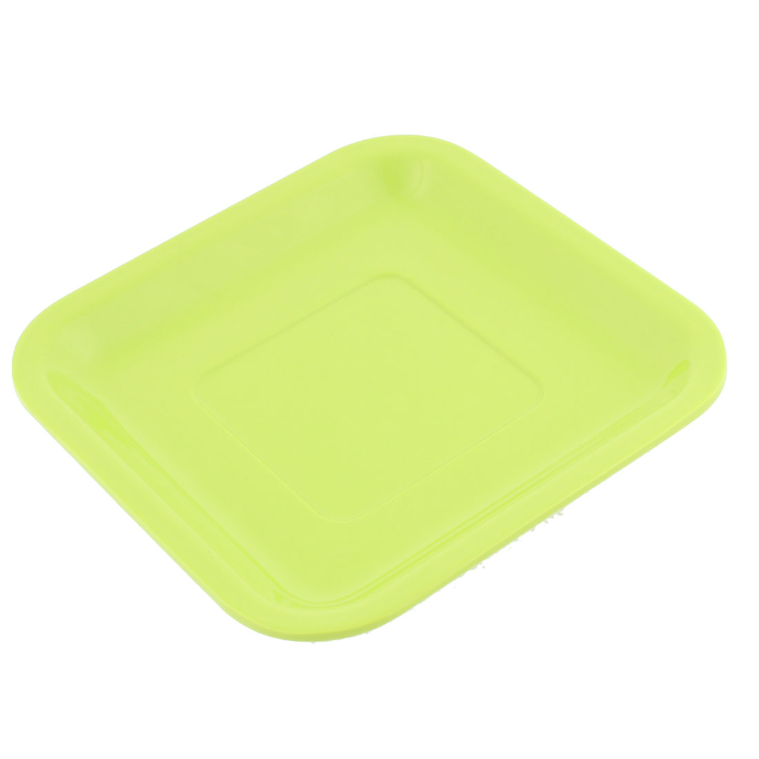 Kitchen Square Shaped Dinner Food Lunch Plate Dish Container Tableware