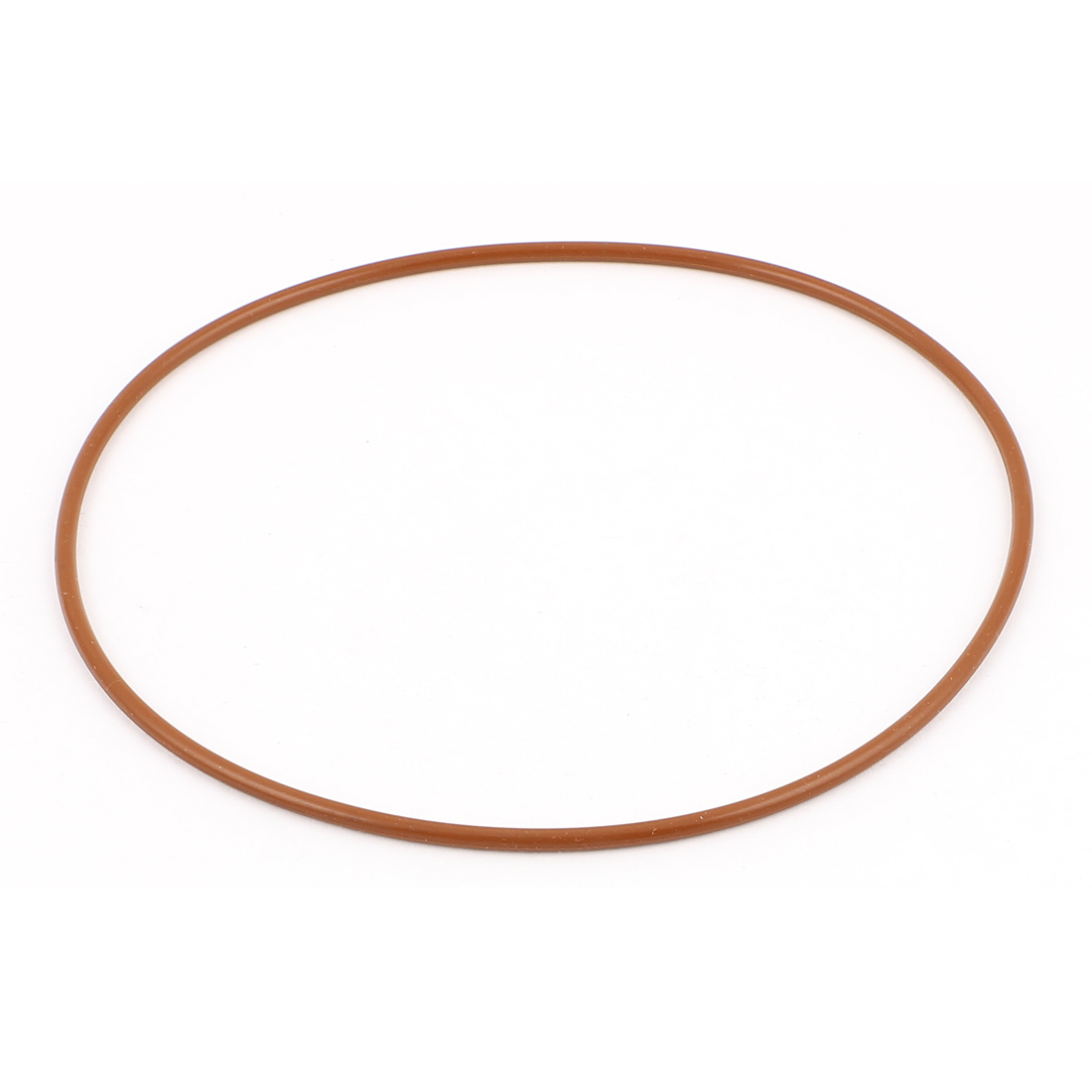Rubber 155mm x 149mm x 3.5mm Oil Seal O Rings Gaskets Washers Brick Red
