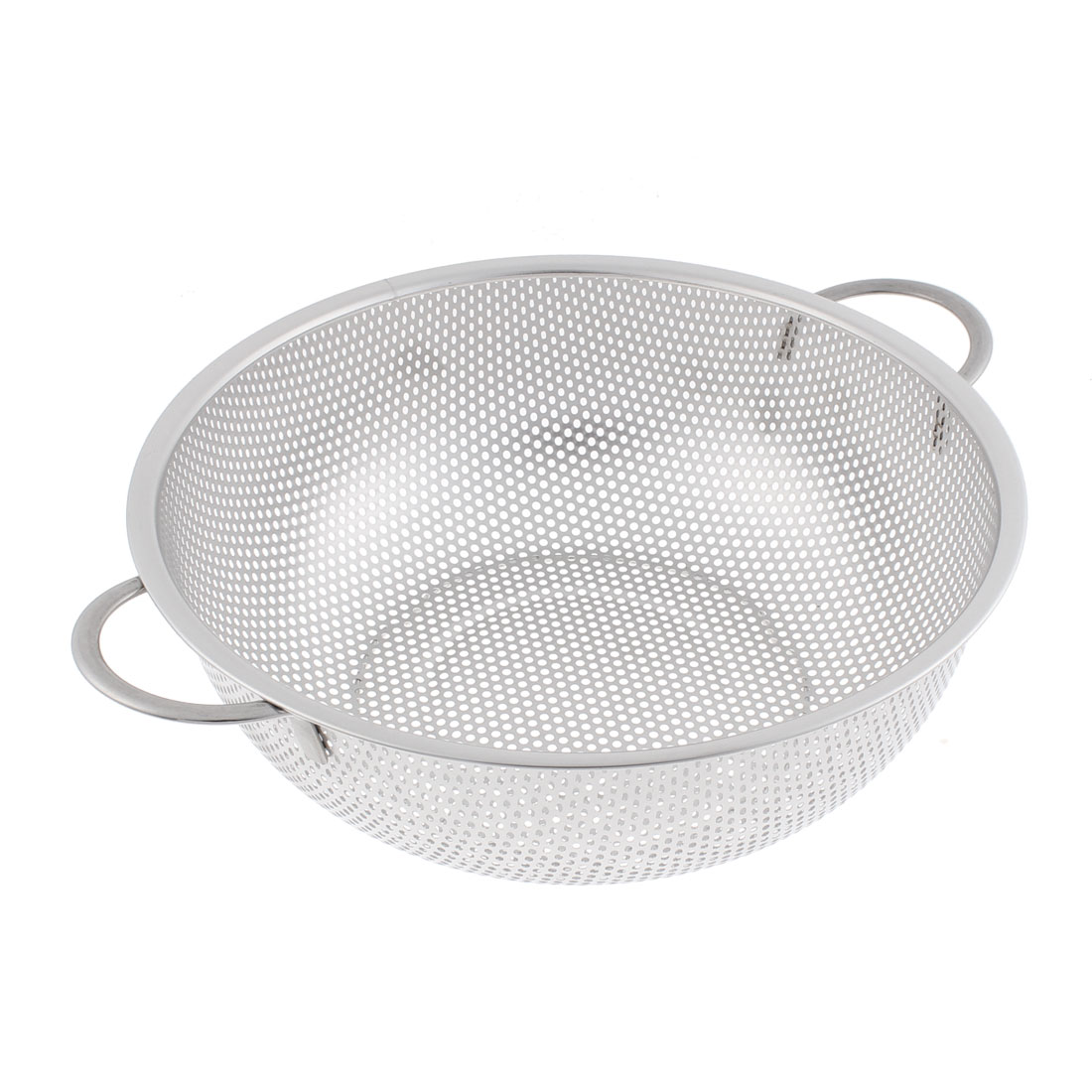 Kitchen Fruit Vegetable Sink Washing Basket Strainer 25.5cm Dia
