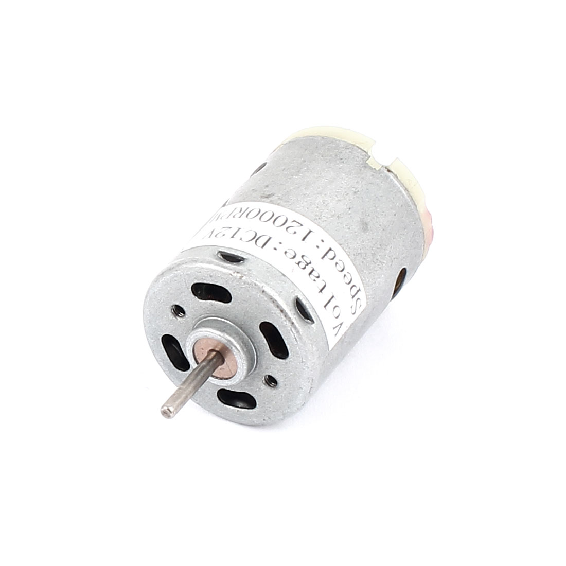 DC 12V 12000RPM High Torque Cylinder Magnetic Electric Micro Mini Motor