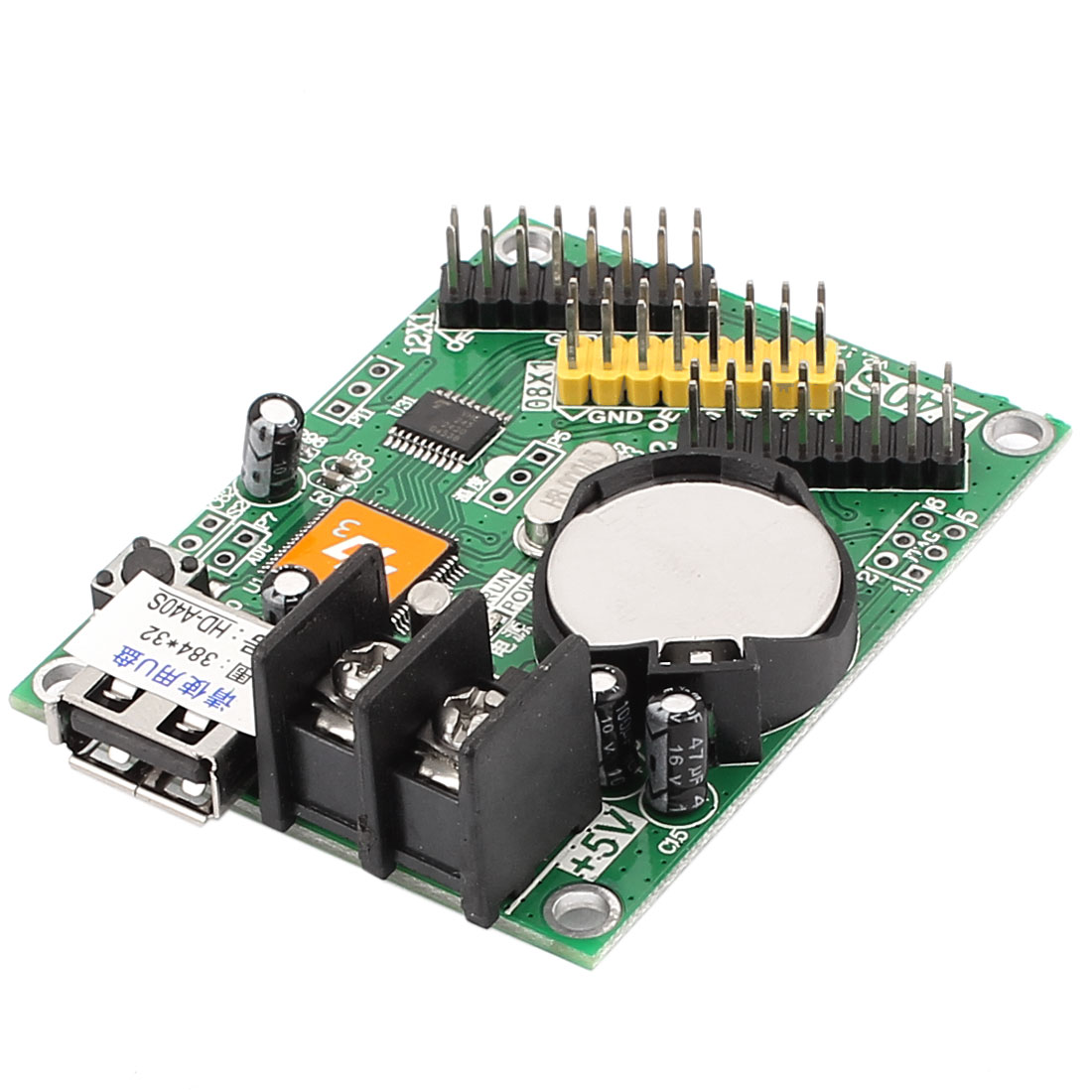 HD-A40S USB Port LED Subtitle Screen Display Control Card P10 Module