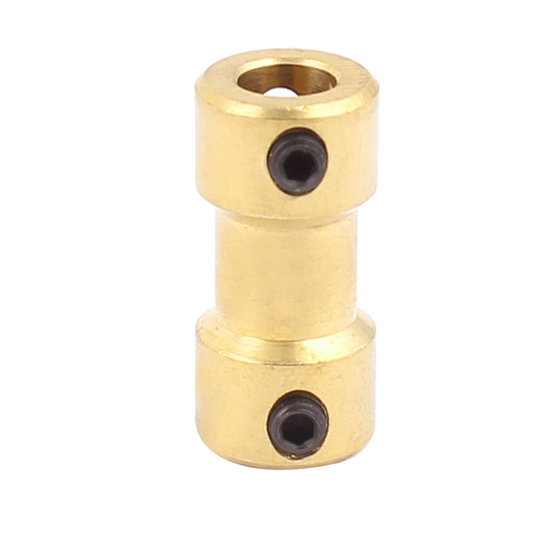3.17mm to 5mm Copper DIY Motor Shaft Coupling Joint Connector for Electric Car Toy