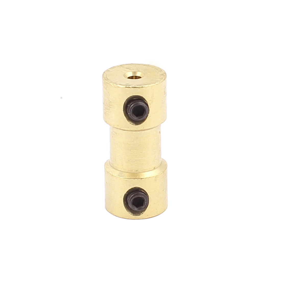 3.17mm to 2mm Copper DIY Motor Shaft Coupling Joint Connector for Electric Car Toy