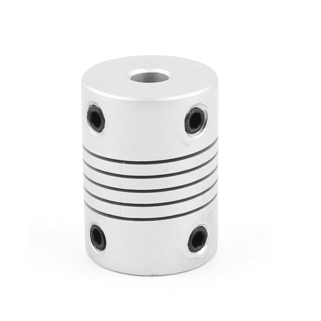 5mm to 5mm Aluminium Alloy Encode Beam Coupling Joint DIY Motor Shaft Adapter