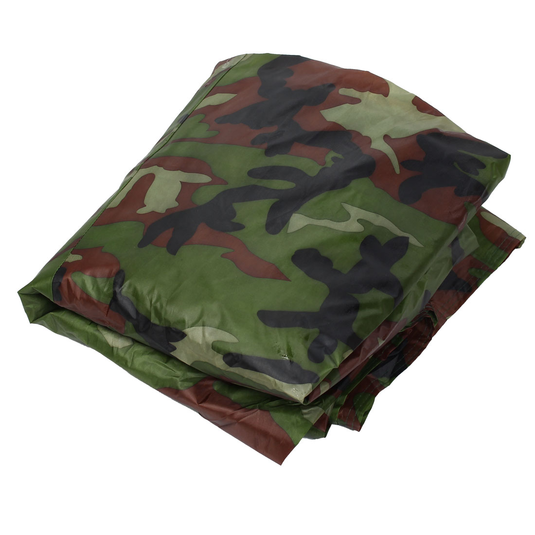 Camouflage Pattern Outdoor Motorcycle Motorbike Rain Snow Dust Resistant Cover