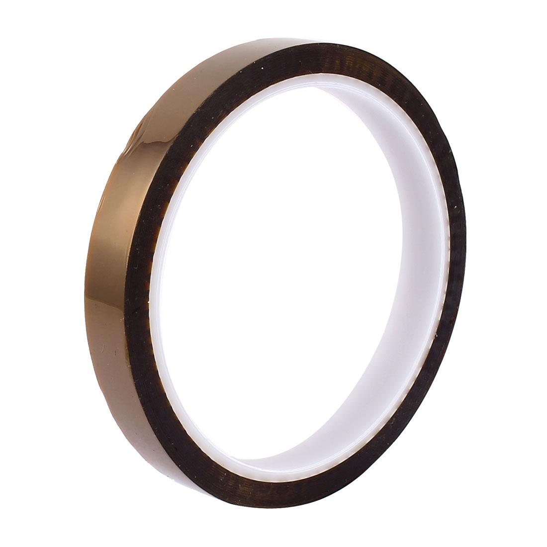 12mm Width 95mm Diameter High Temperature Resistant Tape