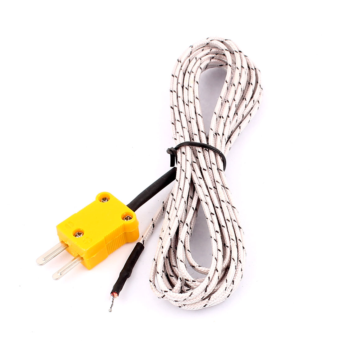 TP-01 K Type Thermocouple Temperature Measuring Probe Sensor 400cm 13Ft Length