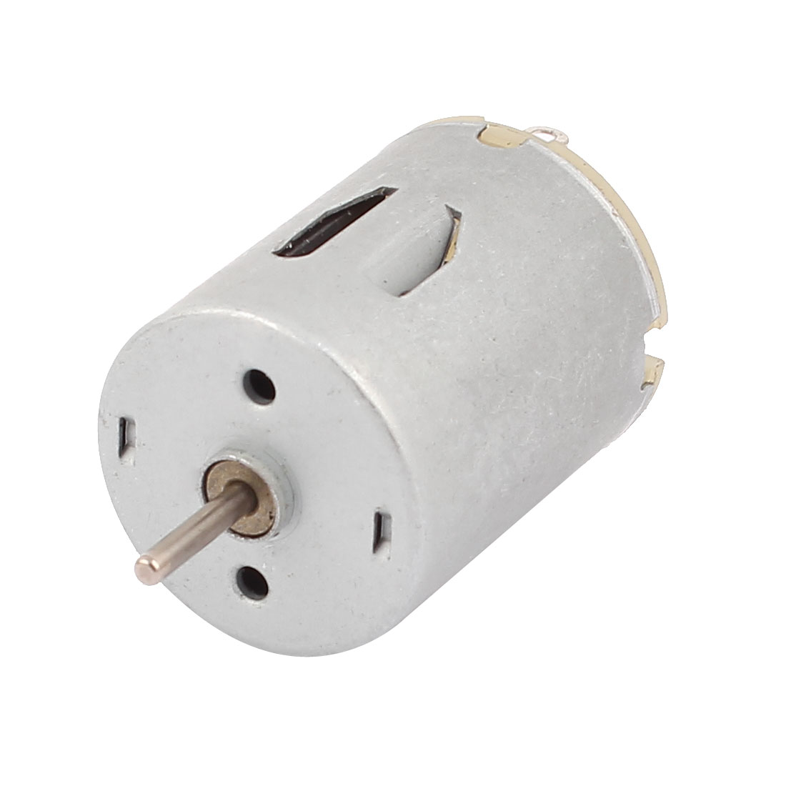 DC 3-9V 14400RPM Output Speed Cylinder Shape Micro Electric Motor for Hair Dryer