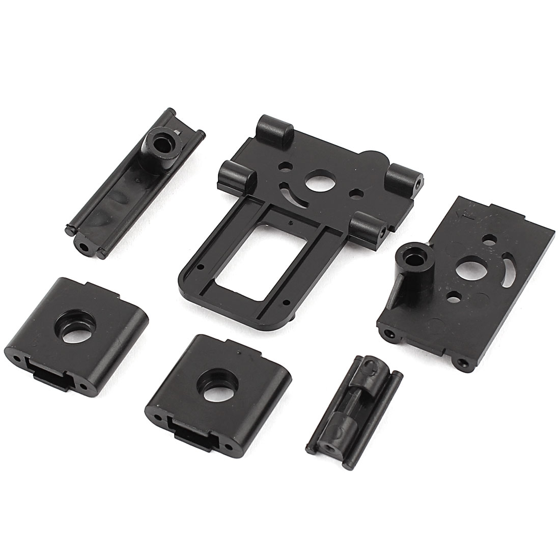 Replacement Motor Mount for RC Model DIY Double Horse 9101 Helicopter