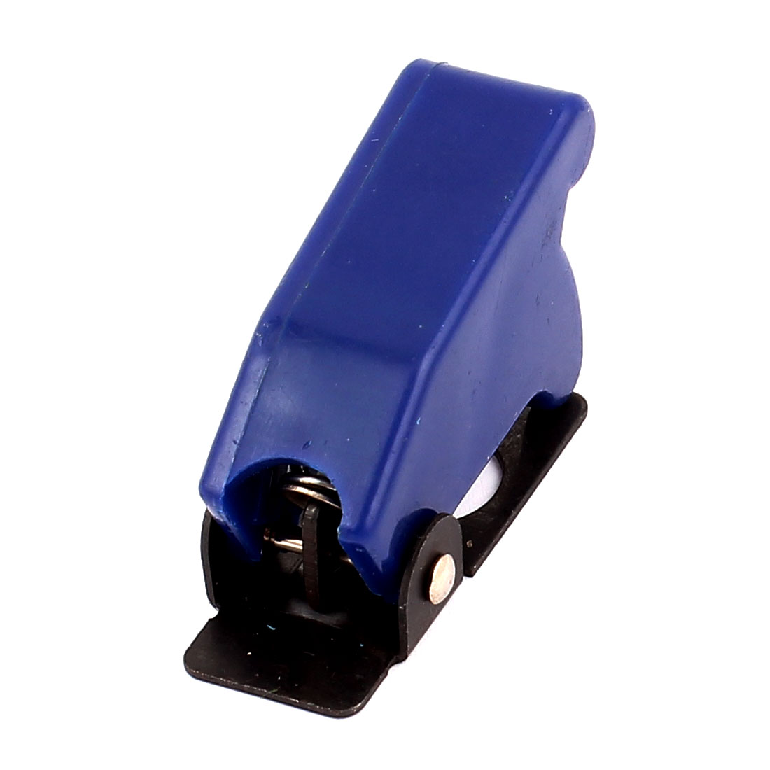 SAC-01 12mm Mount Diameter Blue Safety Flip Cover for Toggle Switch