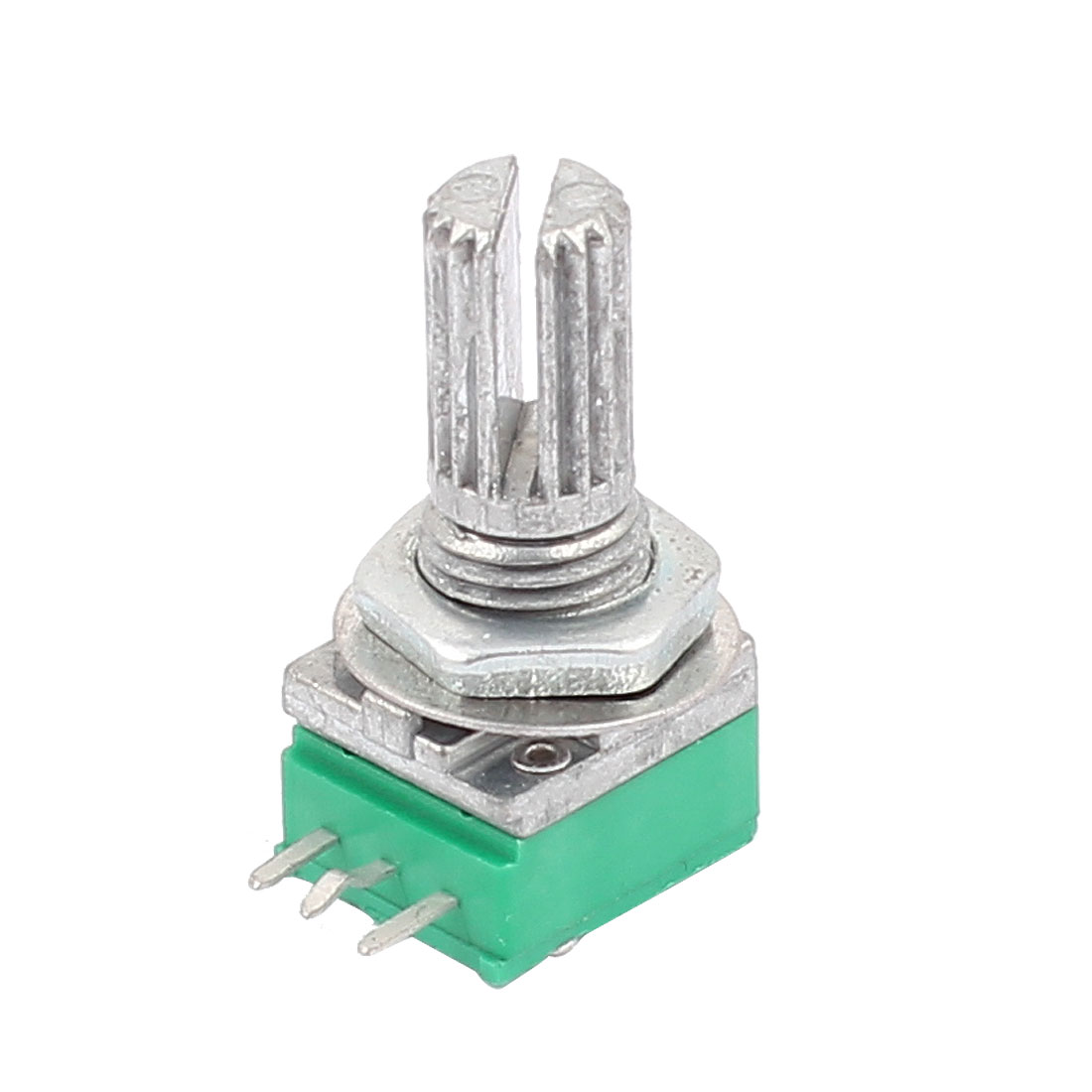 B50K 50K Ohm Single Linear Taper Carbon Film Rotary Volume Potentiometer