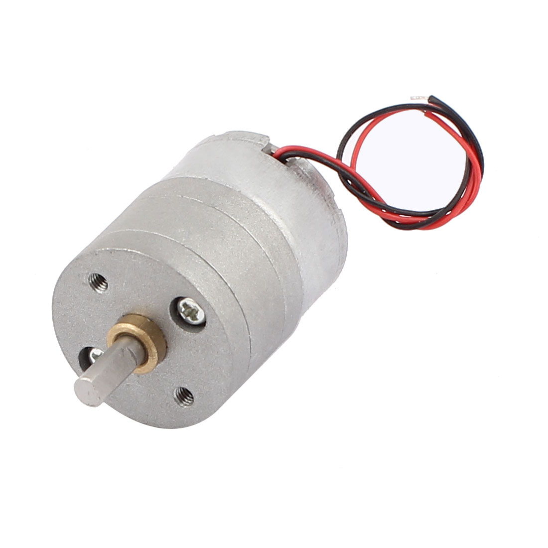 JGA25-300 DC 1.5-9V 60-460RPM Gear Box Electric Speed Reduce Motor
